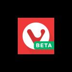 Vivaldi Browser Beta apk icon
