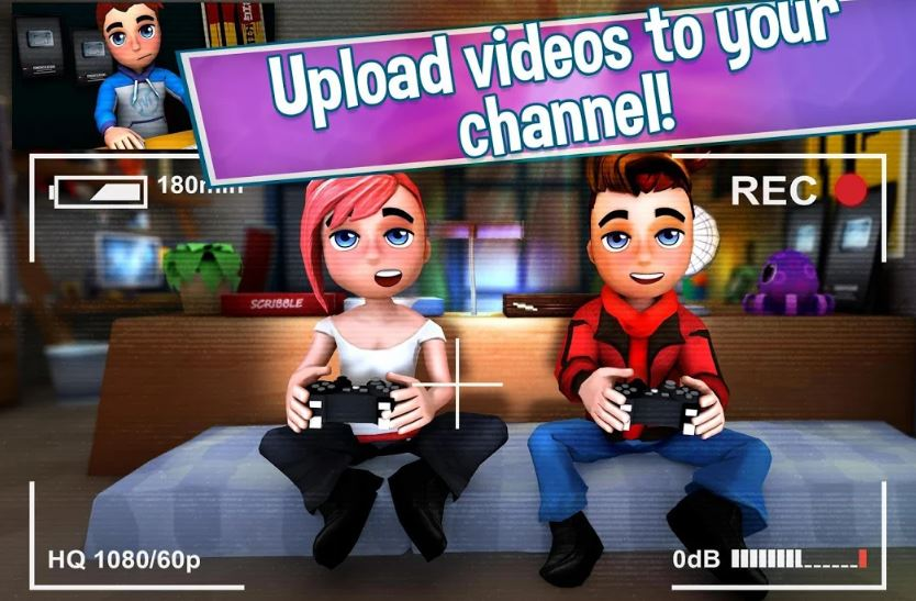 Youtubers Life: Gaming Channel Mod apk