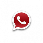 WhatsApp Red Edition APK