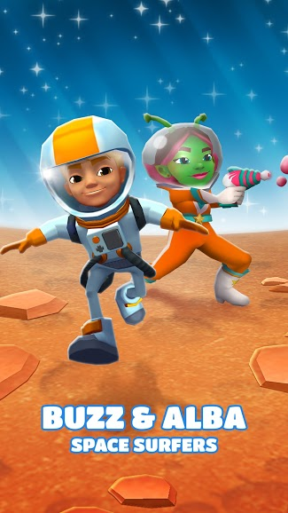 subway surfers online - play