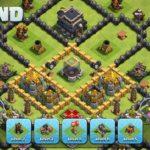 clash of clans mod apk download unlimited
