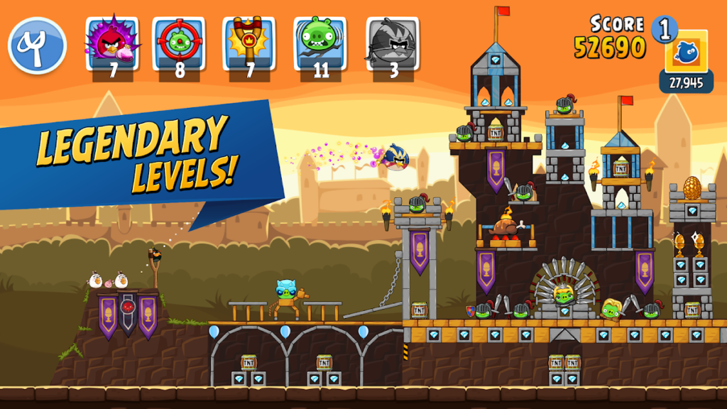 angry birds friends mod apk for pc