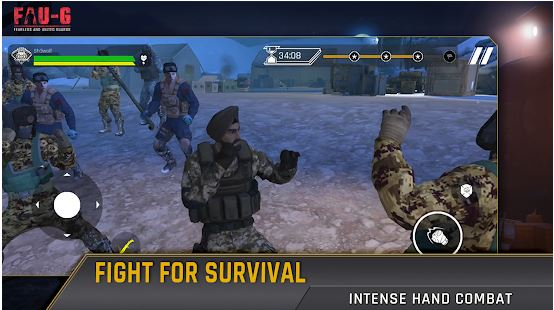 FAU-G: Fearless and United Guards Mod Apk