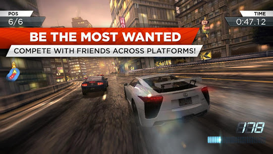 need for speed most wanted 2005 apk