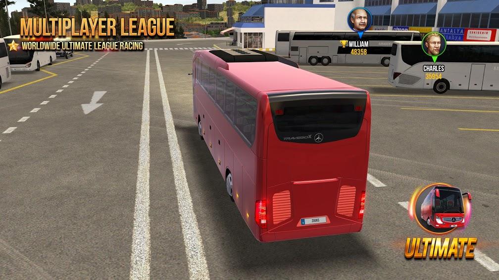 world bus simulator mod apk