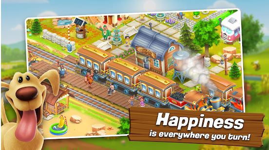 hay day mod apk unlimited money and diamond android 1