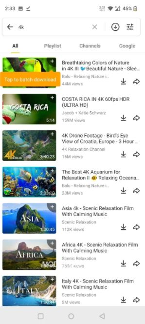 What is Snaptube APK 2021
