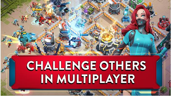 Dystopia Contest of Heroes MOD APK