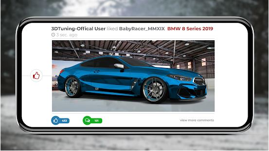 Features OF 3DTuning MOD APK